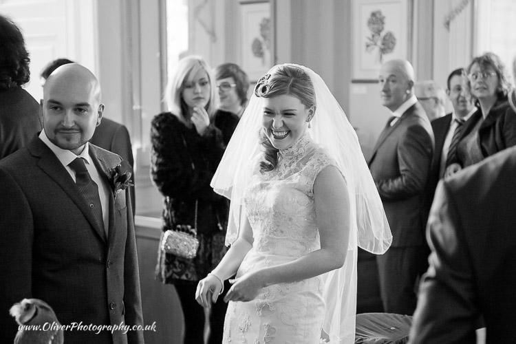 relaxed wedding pictures