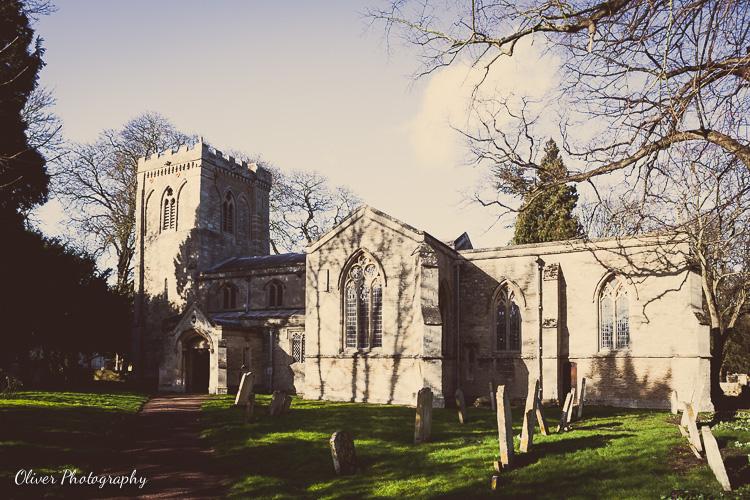 Alwalton Church Peterborough