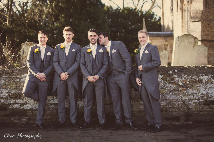 wedding pictures Alwalton Church Peterborough