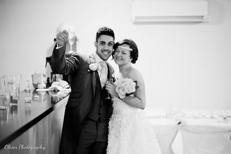 wedding at Chequered Skipper Ashton