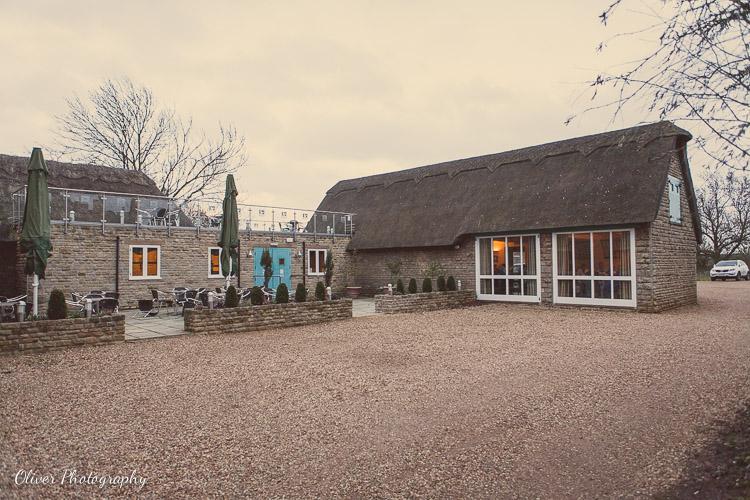 Northamptonshire wedding venue