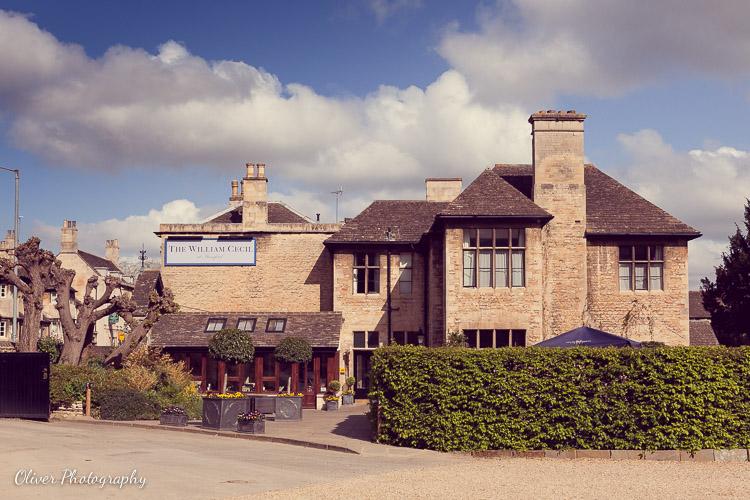 William Cecil Stamford wedding venue