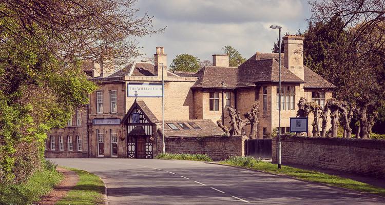 the William Cecil Hotel, Stamford