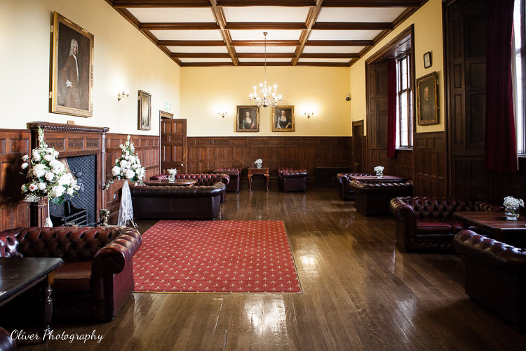 inside of the Hinchingbrooke House,