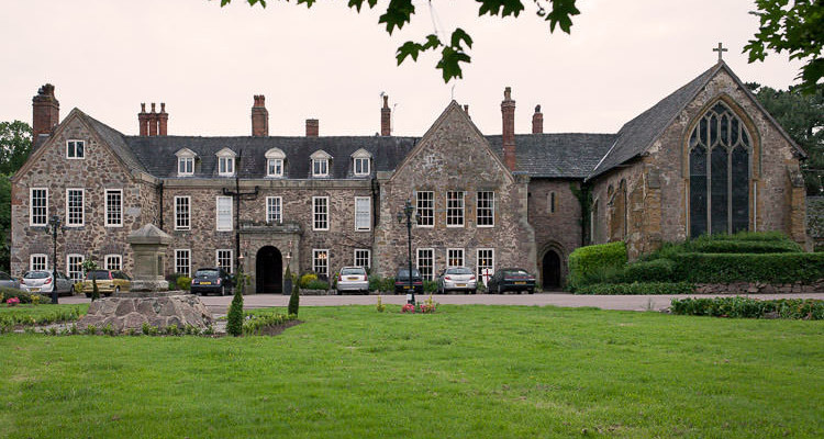 Wedding venue Rothley Court Leicestershire.