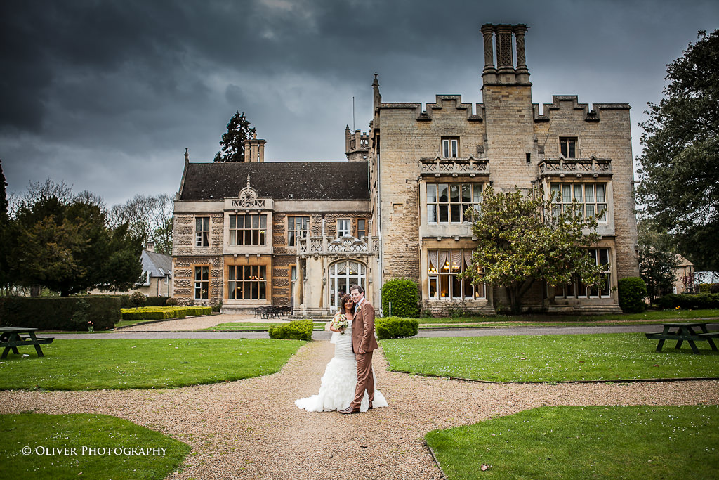 Orton hall wedding photographer