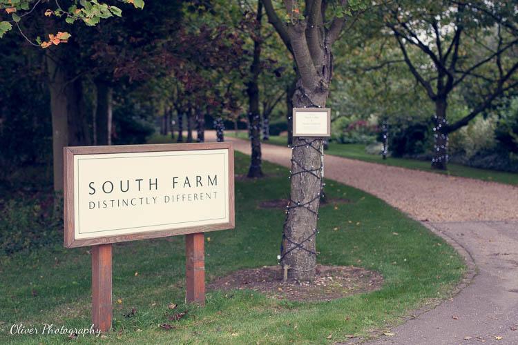 South Farm main road