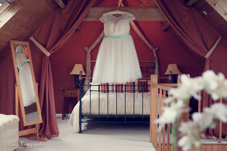 the Bridal Suite at South Farm