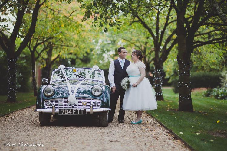 wedding at South Farm Royston