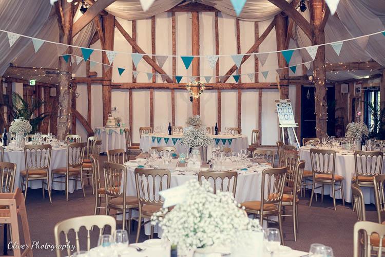The Tudor Barn at South Farm