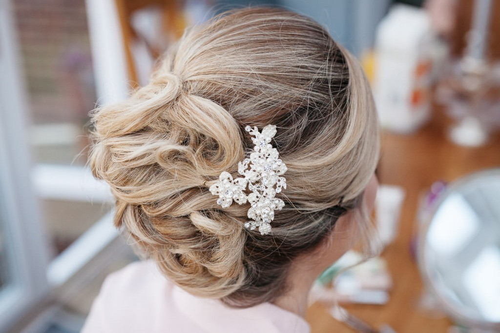 hair style for bride to be