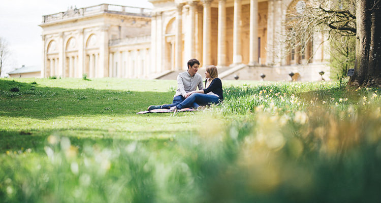 Stowe Engagement Shoot
