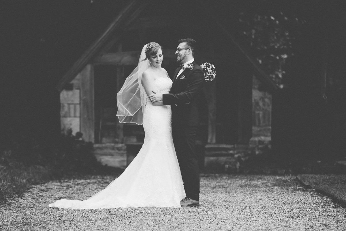 Wedding Photography at Wroxall Abbey
