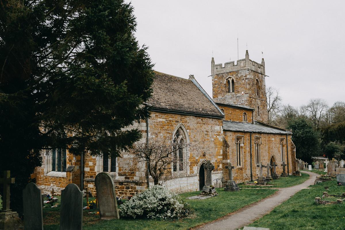 All Saints Church Rushton