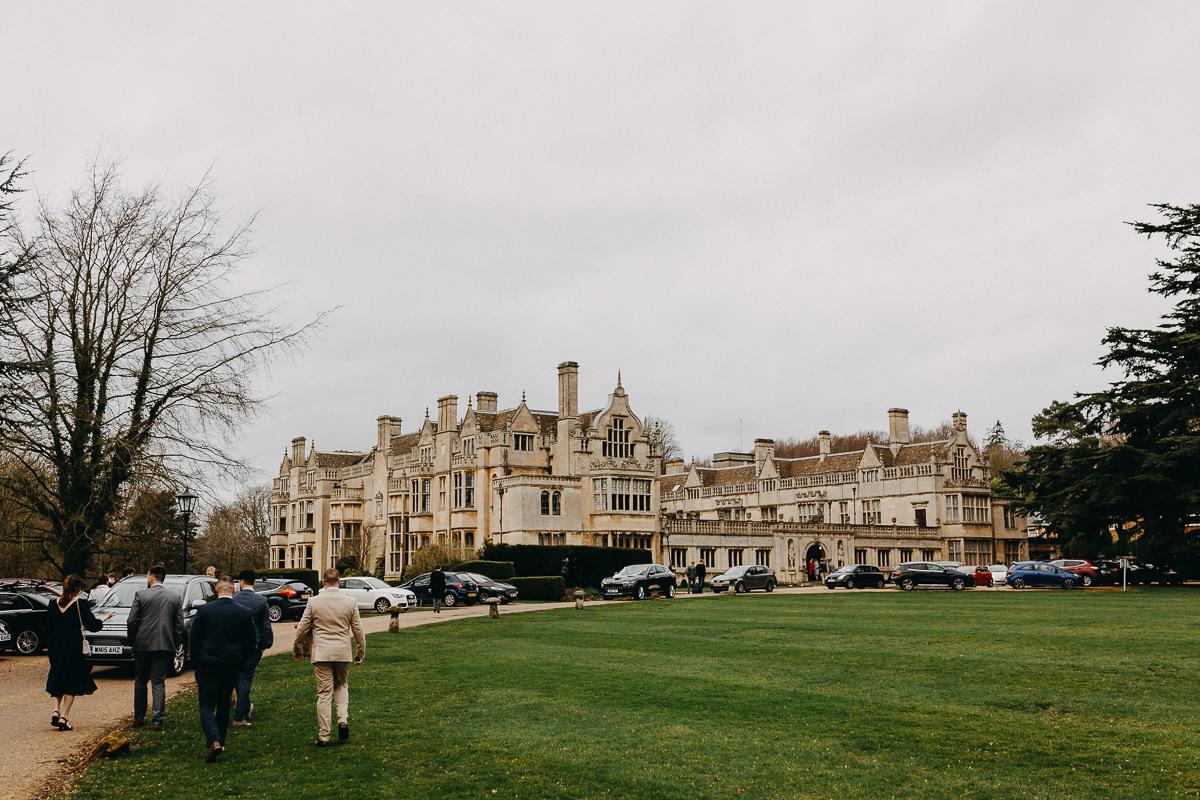Rushton Hall