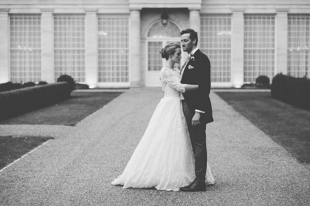 wedding photography Rushton Hall