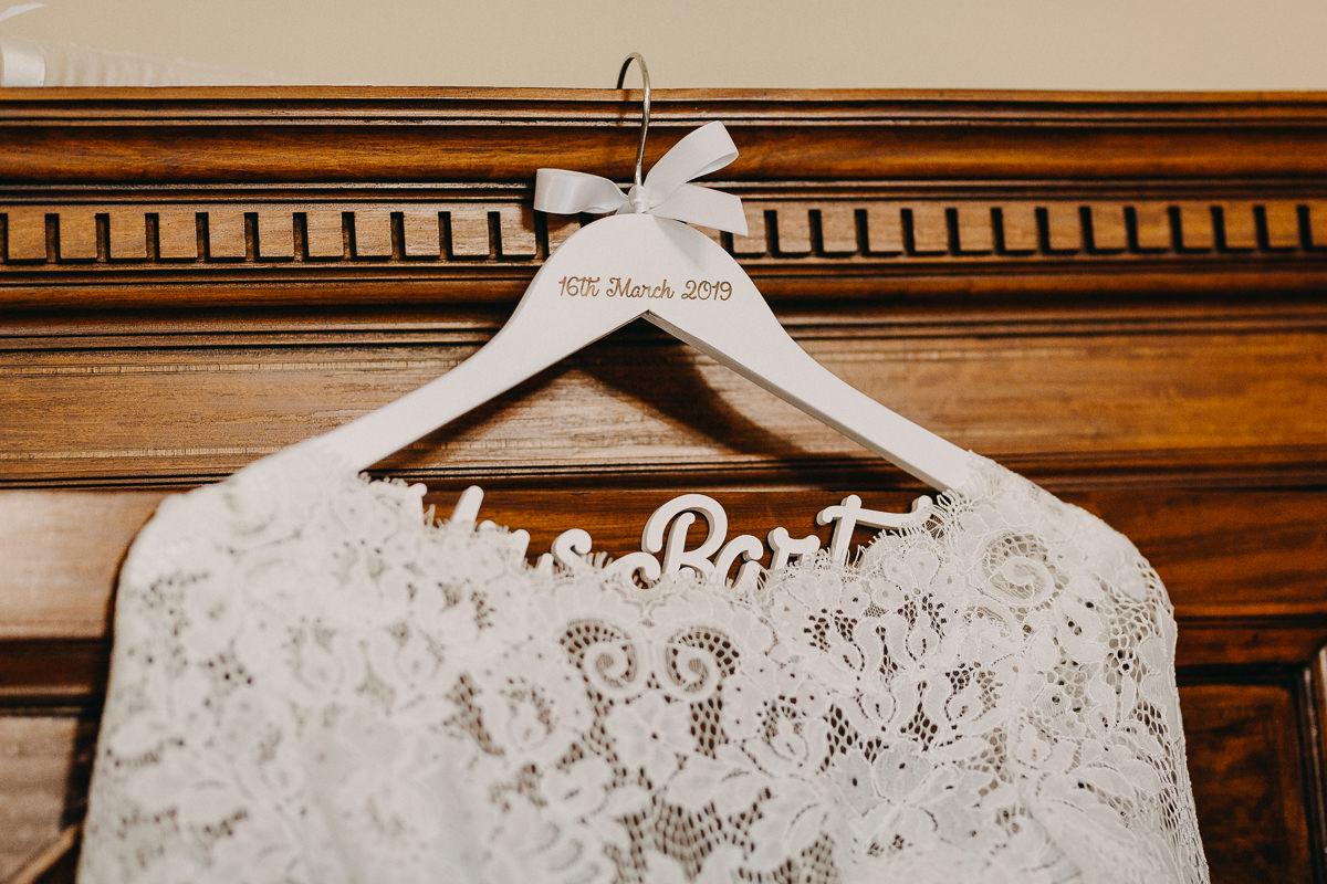hunger for a wedding dress