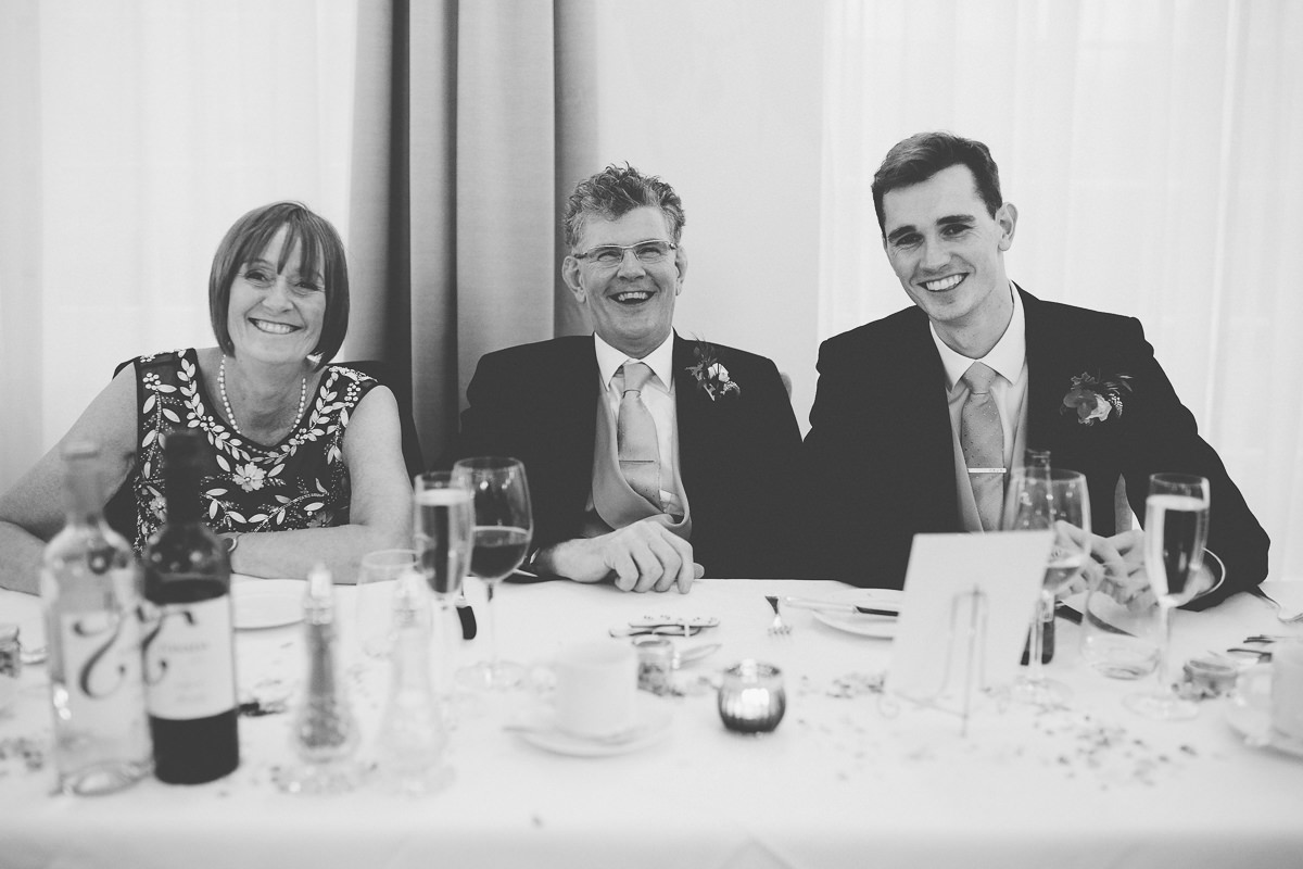 top table photo family